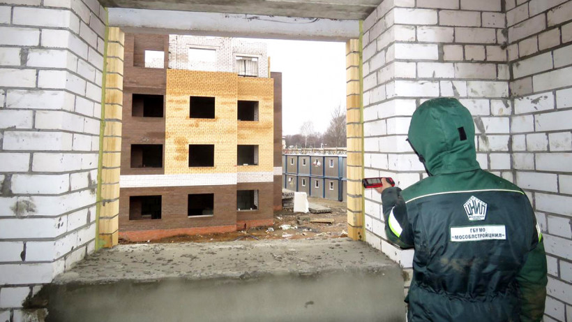 Главгосстройнадзор и Мособлстройцнил проверили 17 строек в Подмосковье за неделю