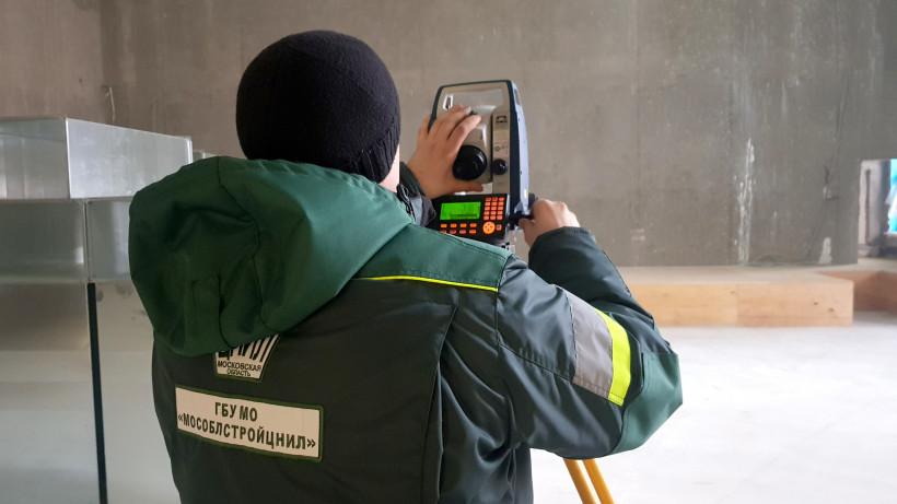 Главгосстройнадзор проверил 10 строящихся в Подмосковье объектов на прошлой неделе