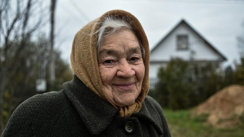 Деревня Городище Шаховского района Московской области