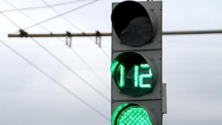 Свыше 500 светофоров установили на пешеходных переходах в Московской области в 2018 году