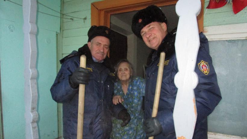 Госадмтехнадзор проложил «Тропинку к дому» 350 одиноких жителей Подмосковья за год