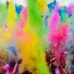 Игровая программа «Праздник красок»