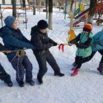 Игровая программа «Снежные баталии»
