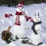Игровая программа «Зимние детские забавы»