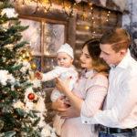Игровая театрализованная программа для детей и взрослых - «Загадки Деда Мороза». Семейный Новый год