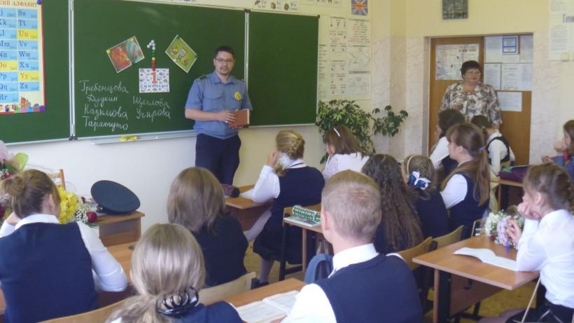 Инспекторы Госадмтехнадзора провели за год 307 «Уроков чистоты» в школах Подмосковья