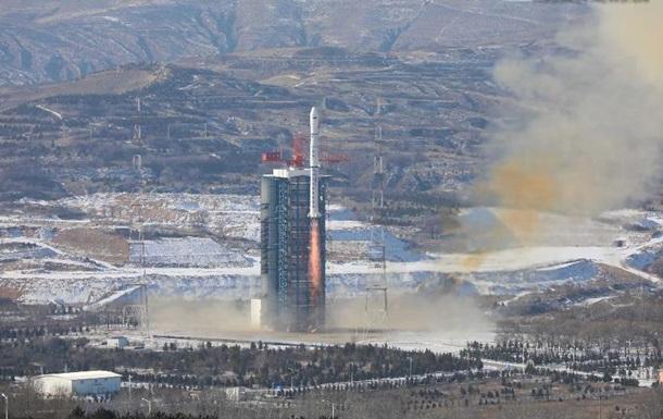 Китай запустил спутник для исследования ресурсов Земли