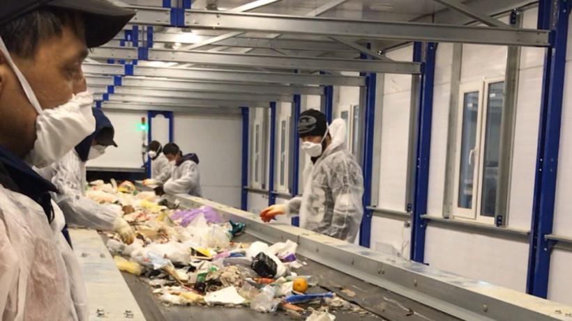 Комплекс по переработке отходов «Алексинский карьер» заработал в Клину
