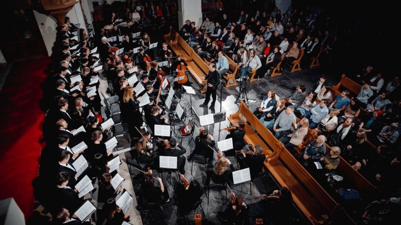 Концерты Московской областной филармонии пройдут в кафедральном соборе Святых Петра и Павла