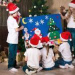 Конкурсно-игровая программа «Весёлое Рождество»