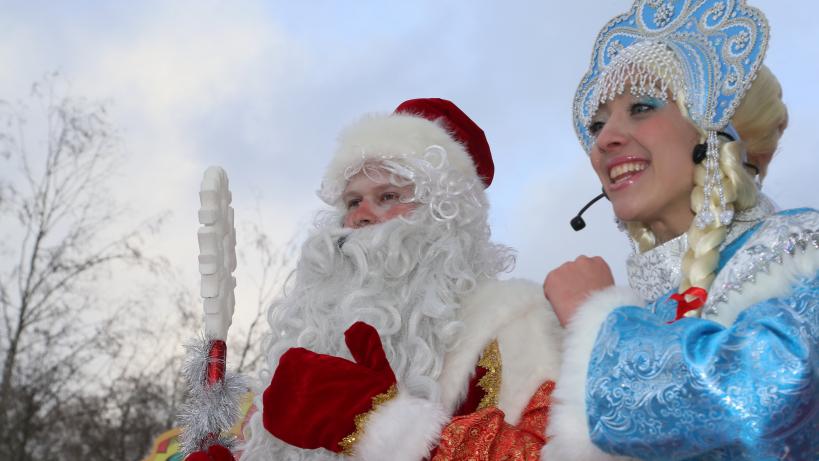 Кухня Деда Мороза и терем Снегурочки – чем удивят новогодние ярмарки в Подмосковье