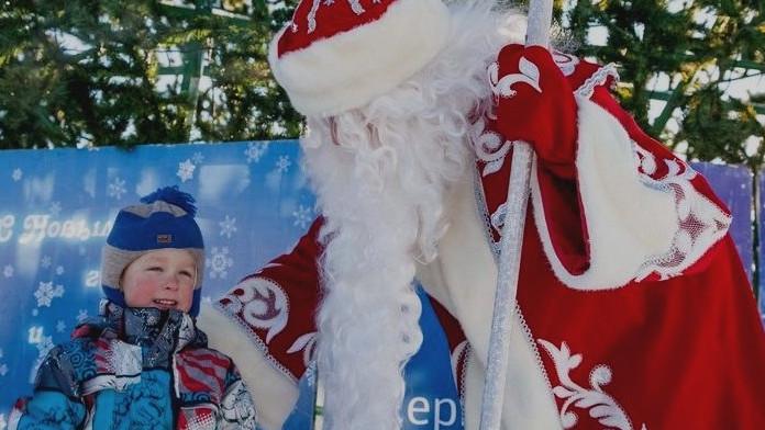 Кузница Деда Мороза открылась в Коломне