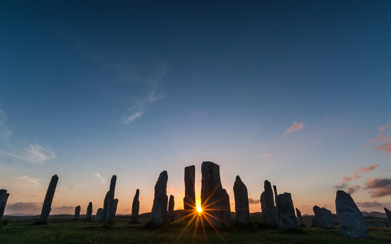«Камни Калланиша», Шотландия