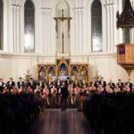 «Маленькая джазовая месса» прозвучала в московском кафедральном соборе св. Петра и Павла в исполнении «Минин-хора»