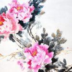 Мастер -класс преподавателя Сизовой М.А. - «Китайская живопись»