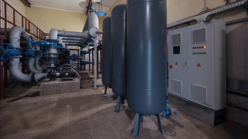 Микрорайон Центр-2 в Балашихе подключили к сетям Мосводоканала
