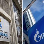 Украина подписали мирный договор с «Газпромом»