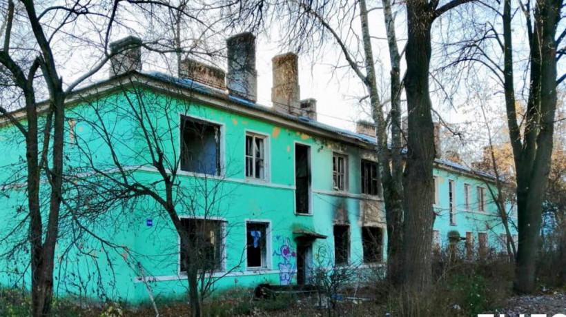 Многоквартирный аварийный дом снесли в Коломенском округе