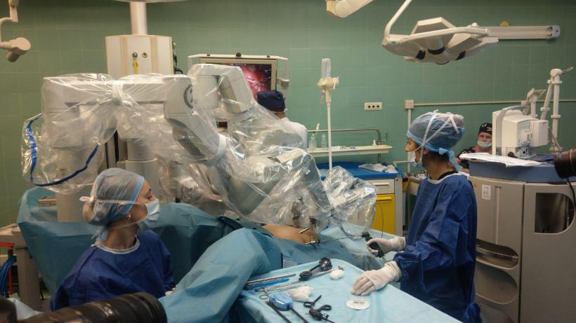 Московская область приняла участие в международном мероприятии по хирургии WRSE24