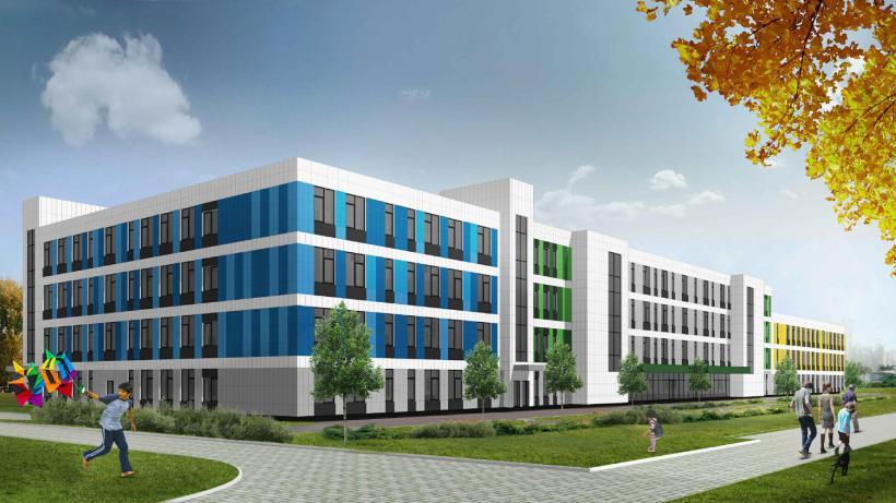 Мособлгосэкспертиза одобрила проект строительства школы на 825 мест в Чехове