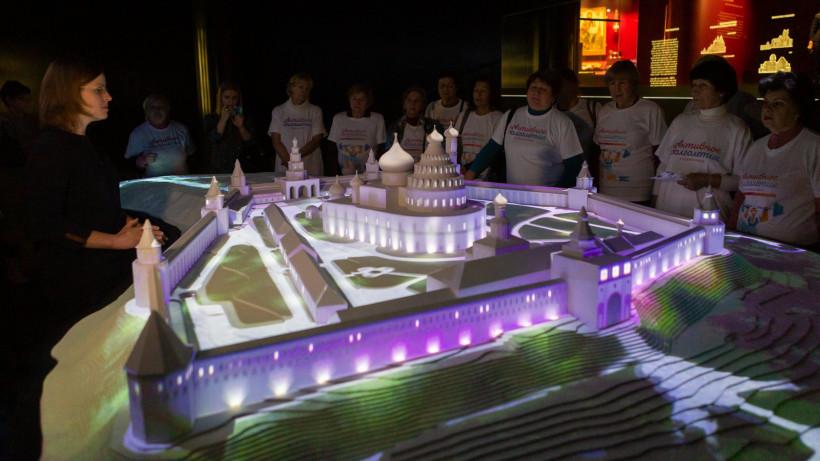 Музей «Новый Иерусалим» посетили 470 тыс. человек в 2019 году