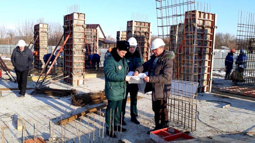 Нарушения противопожарных норм отмечены на стройплощадке в Одинцовском городском округе