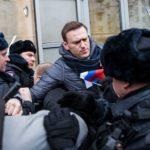 Навальный арестован