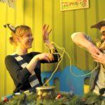 Новогоднее интерактивное представление «Финдус и Петсон»