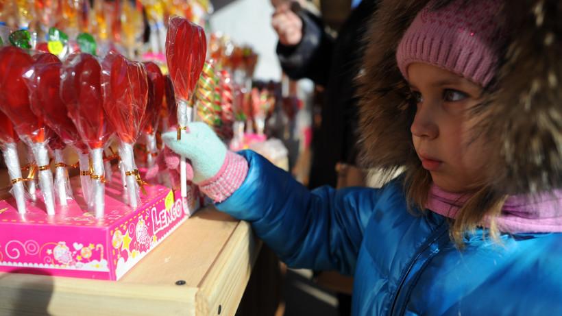 Новогодняя ярмарка открылась в Шатуре