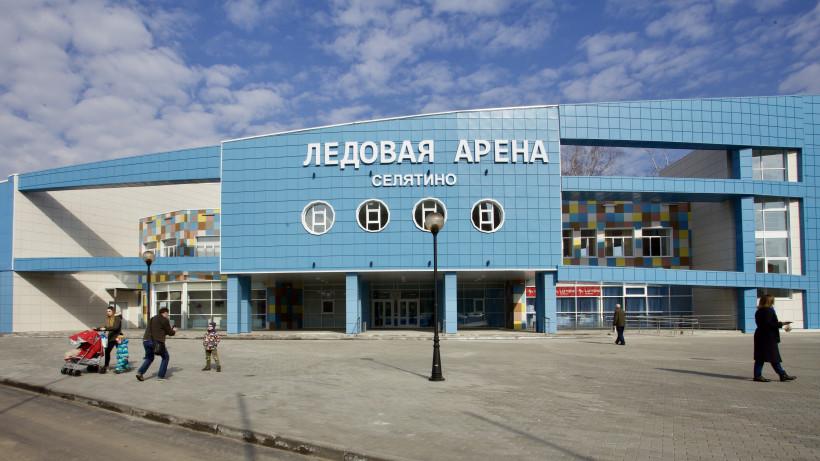 Около 20 спортобъектов построили в Подмосковье в 2019 году