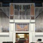 Открытие XII Международного органного фестиваля им. Л. Ройзмана