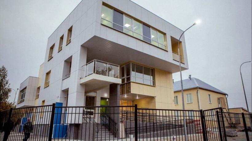 Перепрофилирование детского сада в поликлинику завершено в Орехово-Зуевском округе