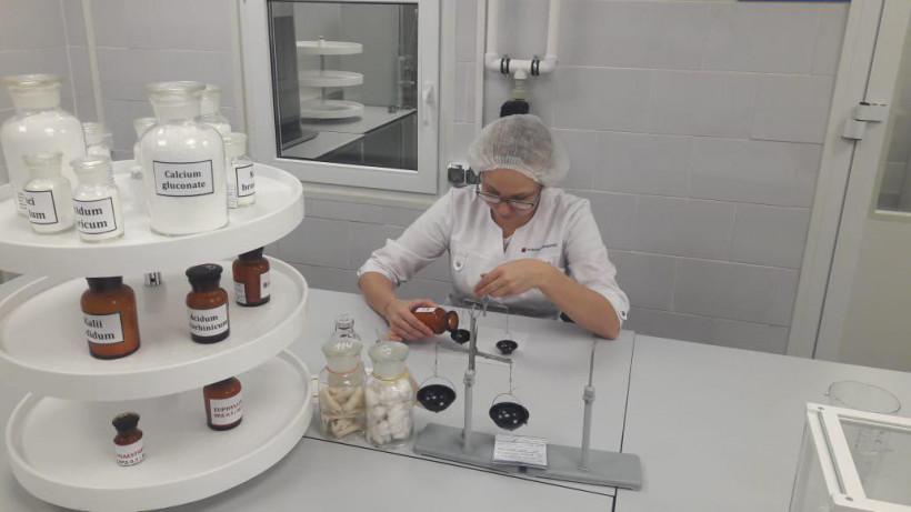 Первая государственная производственная аптека открылась в Подмосковье