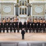Певческая капелла Санкт-Петербурга выступит с концертами в Калининграде и Курске