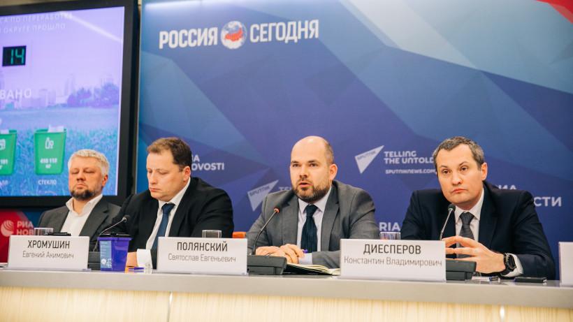 Пять современных КПО будут функционировать до конца 2019 года в Подмосковье