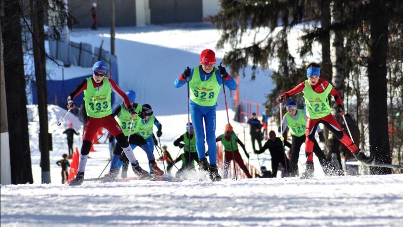 Подмосковная спортсменка завоевала серебро Всероссийских соревнований по лыжным гонкам