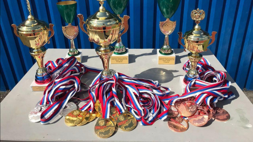 Подмосковная спортсменка завоевала золото международного турнира по борьбе