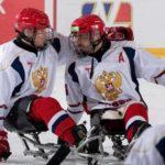 Подмосковные спортсмены в составе сборной России завоевали бронзовые награды Кубка Канады по следж-хоккею