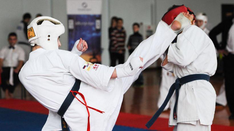 Подмосковные тхэквондисты завоевали медали на чемпионате Европы
