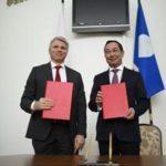 Подписано Соглашение о сотрудничестве между Министерством спорта Российской Федерации и Республикой Саха (Якутия)