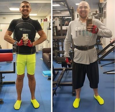 Повар похудел на 87 килограммов после ночного кошмара