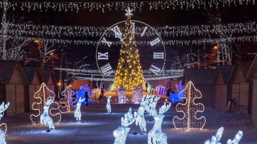 Праздничные мероприятия пройдут во всех парках Московской области