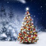 Праздник «Новогодний серпантин»