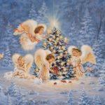 Программа «Льются звуки жизни, счастья и добра, озаряя мысли светом Рождества»