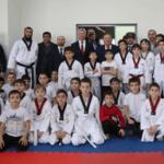 Рабочий визит Павла Колобкова в Республику Ингушетия