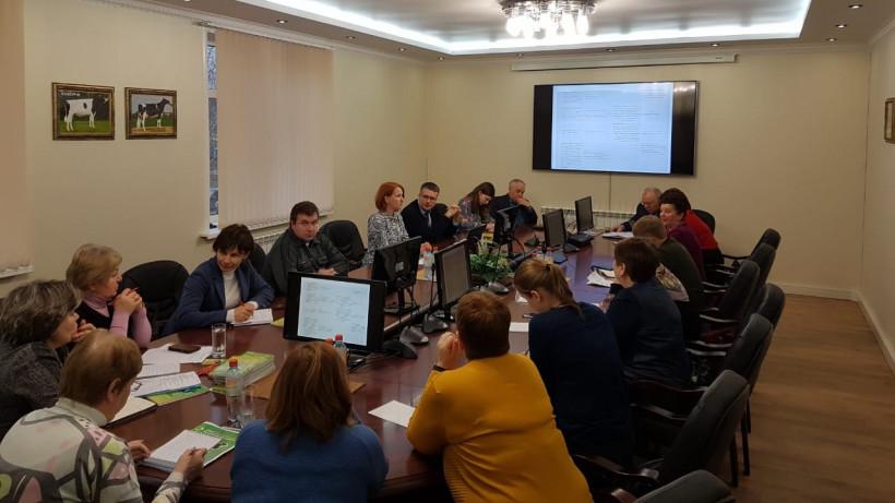 Развитие племенного животноводства обсудили на семинаре в Подмосковье
