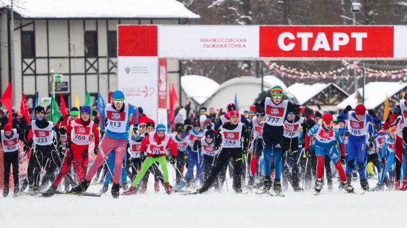 Регистрация на 51-ю Манжосовскую гонку открылась в Подмосковье
