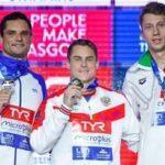 Россияне сохранили лидерство в общекомандном зачёте на Чемпионате Европы по плаванию на короткой воде