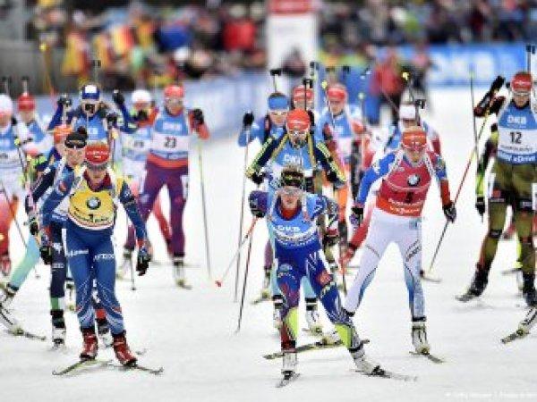 Россиянки выступят в масс-старте по биатлону на этапе Кубка мира в Анси