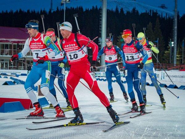 Российские биатлонисты выступят в гонке преследования